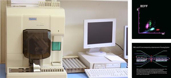 SYSMEX XT 1800i